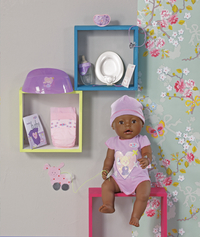 BABY born poupée interactive Ethnic-Image 3