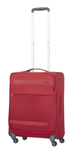 American Tourister Harde reistrolley Herolite Super Light Spinner formula red 55 cm-Afbeelding 1