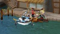 LEGO Juniors 10755 Zane's ninjabootachtervolging-Afbeelding 1