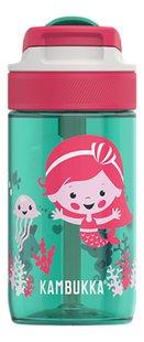 Kambukka Drinkfles Lagoon Ocean Mermaid groen/roze 40 cl-Vooraanzicht