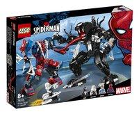 LEGO Spider-Man 76115 Spider Mecha vs. Venom-Linkerzijde