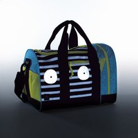 Lässig sporttas Little Monsters Bouncing Bob-Artikeldetail