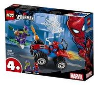 LEGO Spider-Man 76133 Spider-Man auto achtervolging-Rechterzijde