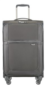 Samsonite Valise souple Uplite EXP Spinner grey 67 cm-Avant