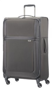 Samsonite Valise souple Uplite EXP Spinner grey 78 cm-Avant