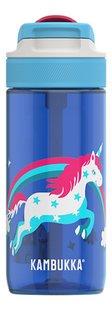 Kambukka Drinkfles Lagoon Rainbow Unicorn blauw 50 cl-Vooraanzicht