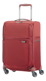 Samsonite Valise souple Uplite EXP Spinner red 55 cm