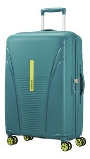 American Tourister Valise rigide Skytracer Spinner spring green 68 cm-Côté droit