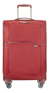Samsonite Valise souple Uplite EXP Spinner red 67 cm