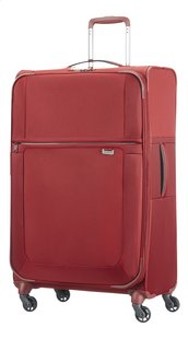 Samsonite Valise souple Uplite EXP Spinner red 78 cm-Avant
