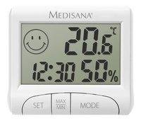 Medisana Thermomètre/Hygromètre HG 100-Avant