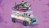 LEGO Friends 41333 Le véhicule de mission d'Olivia-Image 1