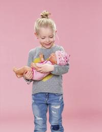 BABY born poupée interactive Soft touch Fille rose 43 cm-Image 5