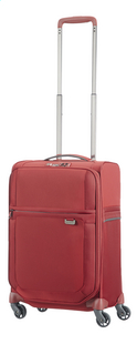 Samsonite Valise souple Uplite EXP Spinner red 55 cm-Image 1