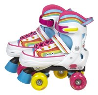 Optimum patins à roulettes Rainbow pointure 28-31-Détail de l'article