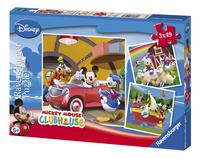 Ravensburger 3-in-1 puzzel Iedereen houdt van Mickey