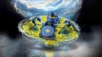 LEGO Ninjago 70660 Toupie Spinjitzu Jay-Image 2