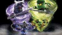 LEGO Ninjago 70664 Toupies Spinjitzu Lloyd vs. Garmadon-Image 2