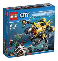 LEGO City 60092 Le sous-marin