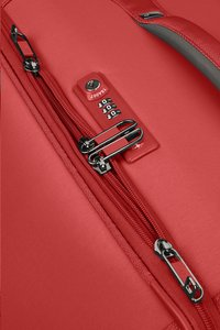 Samsonite Valise souple Uplite EXP Spinner red 55 cm-Image 3