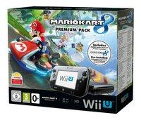 Wii U console Premium Pack 32 GB zwart + pre-installed Mario Kart 8 NL/FR