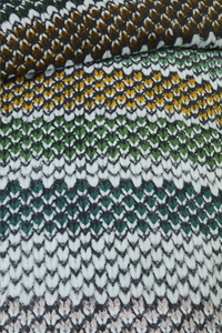 Beddinghouse Dekbedovertrek Jarno flanel green 240 x 220 cm-Artikeldetail