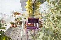 Chaise de jardin Nice mauve-Image 2