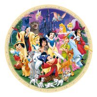 Ravensburger puzzel Disney's Wonderful World-Vooraanzicht