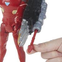 Hasbro figurine articulée Avengers Titan Hero Series - Iron Man-Détail de l'article