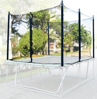 Optimum veiligheidsnet voor trampoline 3,10 x 2,30 m-Afbeelding 1