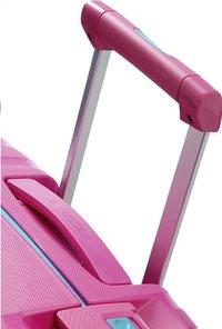 American Tourister Valise rigide Lock'N'Roll Spinner summer pink 55 cm-Vue du haut