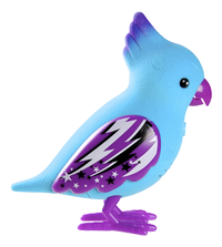 Little Live Pets Tweet Talking Bird Rockin' Ricky-Linkerzijde