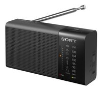 Sony draagbare radio ICF-P36-Rechterzijde
