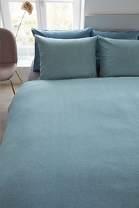 Beddinghouse Housse de couette Frost flanelle blue 240 x 220 cm-Image 2
