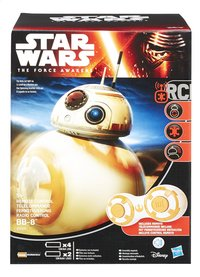 Hasbro RC-robot Star Wars droid BB-8-Vooraanzicht