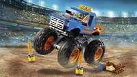 LEGO City 60180 Le Monster Truck-Image 1
