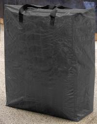 Housse de protection pour coussins lounge polyéthylène