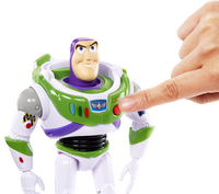 Figurine articulée Toy Story 4 True Talkers - Buzz-Image 1