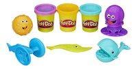 Play-Doh Ocean tools-Vooraanzicht