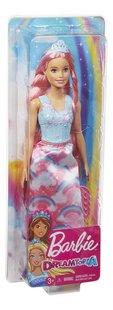 Barbie mannequinpop Dreamtopia Prinses met lang roze haar-Linkerzijde