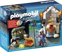 Playmobil Knights 6160 Gardien du trésor royal