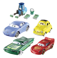 Disney Cars voiture Radiator Springs Pack de 5