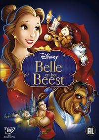 Dvd Disney Belle en het Beest
