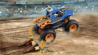 LEGO City 60180 Le Monster Truck-Image 2