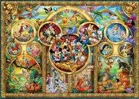 Ravensburger puzzle Famille Disney