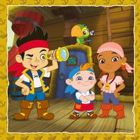 Ravensburger puzzle 3 en 1 Jake et le monde des Pirates-Avant