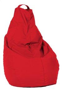 Pouf Poire rouge