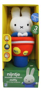 Miffy talk to sing microphone NL