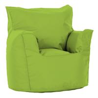 Pouf fauteuil petit lime
