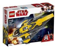 LEGO Star Wars 75214 Anakin's Jedi Starfighter-Linkerzijde